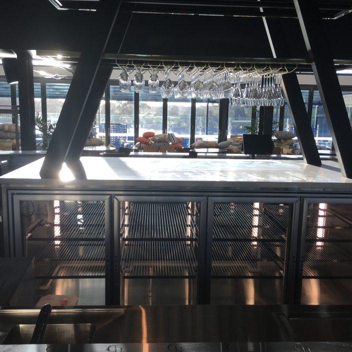 Perth Bar Custom Refrigeration Build