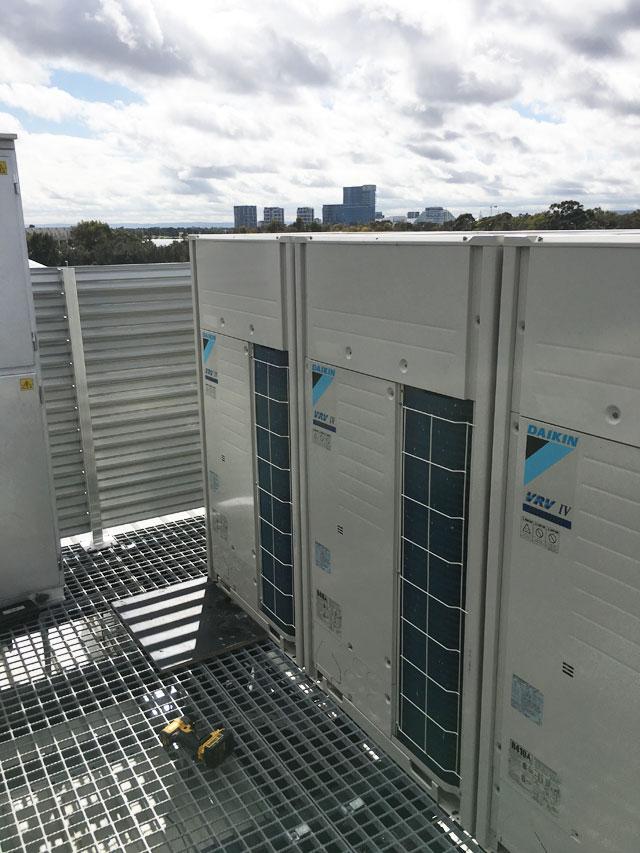 Daikin-rooftop-air-conditioner